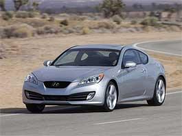 Hyundai Genesis Coupe se chystá do Evropy: titulní fotka