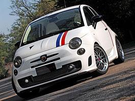 500 Monza by Romeo Ferraris: 260 koní ve Fiatu 500: titulní fotka