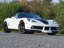 Geiger GTS: Corvette ZR-1 s výkonem 710 koní: titulní fotka