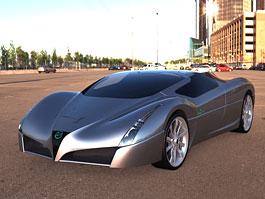 Steenstra Styletto: supersportovní elektromobil: titulní fotka