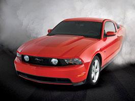 Ford Mustang: dvě novinky od Roush Performance: titulní fotka