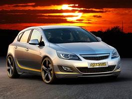 Opel Astra: Lexmaul uvádí decentní úpravy: titulní fotka