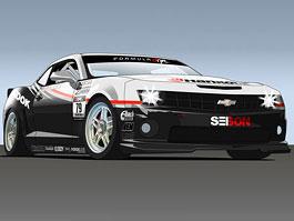 Chevrolet Camaro pro závodní sérii Formula Drift: titulní fotka