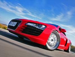 Audi R8: lehký tuning od MFK Autosport: titulní fotka