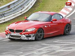 Spy Photos: BMW Z4M: titulní fotka