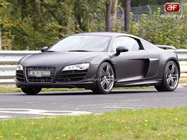 Spy Photos: Audi R8 Clubsport: titulní fotka