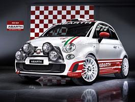Abarth 500 R3T: novinka pro rallye: titulní fotka
