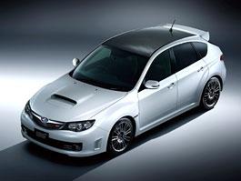 Subaru Impreza WRX STI Carbon: karbon a automat? Proboha proč?: titulní fotka