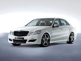 Mercedes-Benz třídy E: Lorinser upravuje vzhled i výkon: titulní fotka