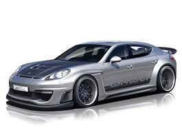 Lumma Design CLR 700GT: ostré Porsche Panamera: titulní fotka