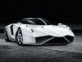 e-Wolf e-2: supersportovní elektromobil: titulní fotka