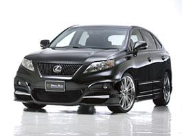 Lexus RX Black Bison: spoilery od Wald International: titulní fotka