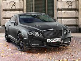 Bentley Continental GT Bullet: tuning z Ruska: titulní fotka