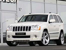 Jeep Grand Cherokee: jemný tuning značky STARTECH: titulní fotka