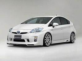 Toyota Prius a Honda Insight: optický tuning Kenstyle: titulní fotka