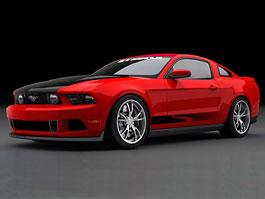 Steeda Q Series Mustang: novinka pro 2009 SEMA Show: titulní fotka