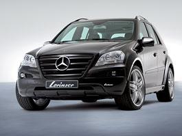 Mercedes-Benz ML: optické změny se značkou Lorinser: titulní fotka