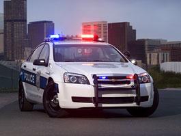 Chevrolet Caprice: nová hračka pro americkou policii: titulní fotka