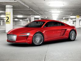 Audi oznámilo zahájení projektu R8 e-Tron: titulní fotka