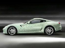 Ferrari 599 GTB Fiorano HGTE: speciality pro Čínu: titulní fotka