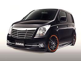 DAMD Suzuki Wagon R: vytuněná krabička: titulní fotka