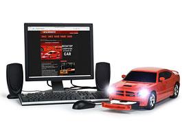 Dodge Charger SRT8: počítač pod kapotou: titulní fotka
