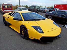 Lamborghini Murciélago LP670-4 SV: První kus dorazil do České republiky: titulní fotka
