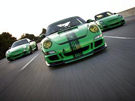 Porsche 911 GT3 RS: 3,9 l a 502 koní od Sharkwerks: titulní fotka