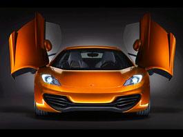 McLaren MP4-12C i jako Spider?: titulní fotka