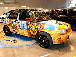 Tuning&Custom Salon Brno 2009: To nejlepší na závěr: titulní fotka