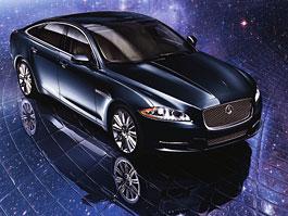 Jaguar XJL Neiman Marcus Edition: vánoční dárek: titulní fotka