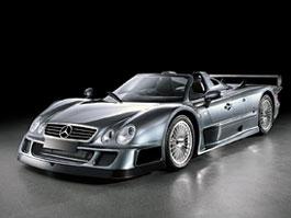 Mercedes-Benz CLK GTR – do aukce míří kupé i roadster: titulní fotka