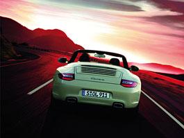 Porsche: tři nové kalendáře pro rok 2010: titulní fotka