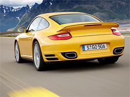 Nové Porsche 911 Turbo vylepšilo svůj čas na Nordschleife: titulní fotka
