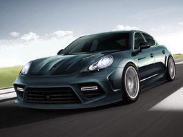 Porsche Panamera: agresivní design od Mansory: titulní fotka