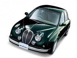 Mitsuoka Viewt: Micro-Jaguar Mk II: titulní fotka
