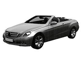 Mercedes E Cabrio: takto vypadá finální verze: titulní fotka