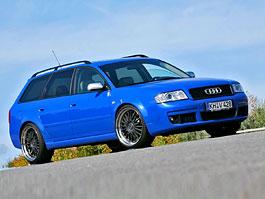 Audi RS6: oživení první generace od MFK Autosport: titulní fotka
