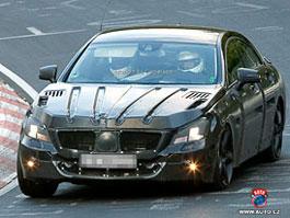 Spy Photos: Mercedes-Benz CLS 63 AMG: titulní fotka