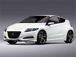 Tokio 2009: Honda CR-Z - manuální šestikvalt a motor 1.5: titulní fotka