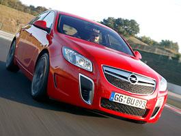 Za volantem: Opel Insignia OPC: titulní fotka