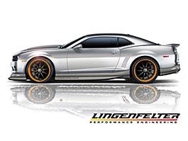 Lingenfelter Camaro by Hotchkis: vzhůru do Las Vegas: titulní fotka