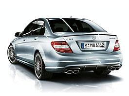 Mercedes-Benz C 63 AMG Performance Package Plus: technika SLS AMG: titulní fotka