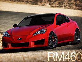 Hyundai Genesis Coupe RM460: Rhys Millen pro SEMA Show: titulní fotka
