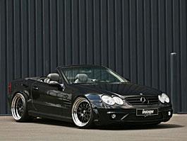 Mercedes-Benz SL 500: design AMG od INDEN-Design: titulní fotka