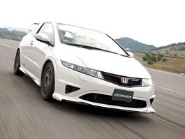 Honda Civic Type R Mugen: dvacetikusová série pro britský trh: titulní fotka