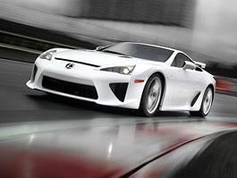 Lexus LFA: dočkáme se ještě ostřejší verze: titulní fotka