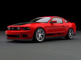 Ford Mustang 2010: stádo osmi poníků pro SEMA Show: titulní fotka