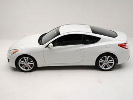 Hyundai Genesis Coupe 2.0T R-Spec: připraveno na tuning: titulní fotka