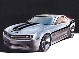 Yenko Camaro Prototype: pocta slavnému úpravci: titulní fotka